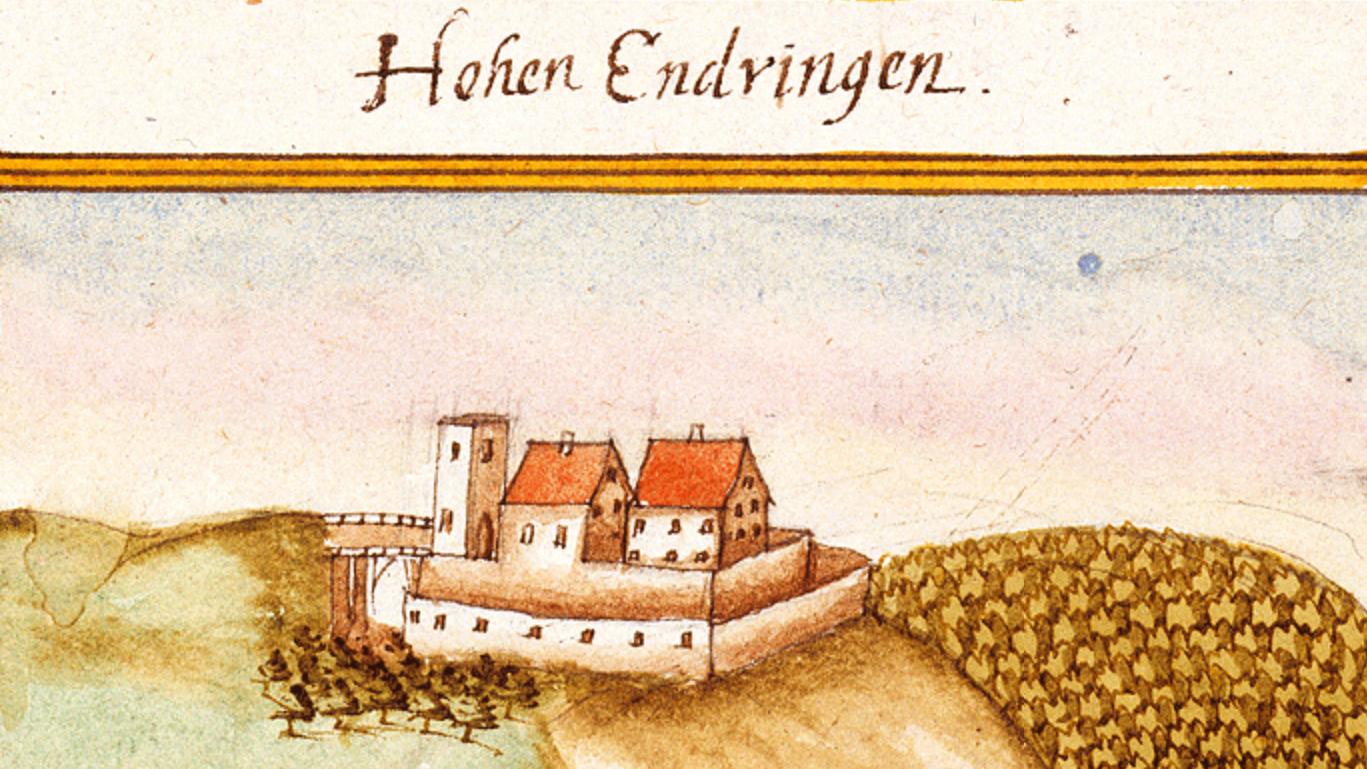 Vom Tod und von Tugenden – die Inschriften von St. Michael in Entringen als Quellen der württembergischen Landesgeschichte