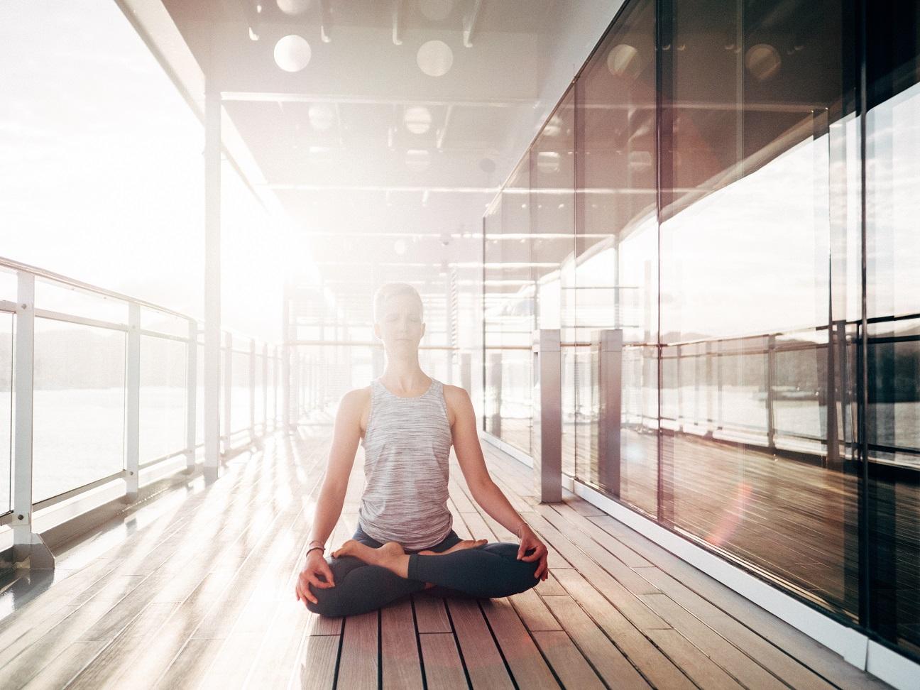 Yoga auf hoher See - Endlich wieder als Yogalehrerin an Bord der MS Europa 2