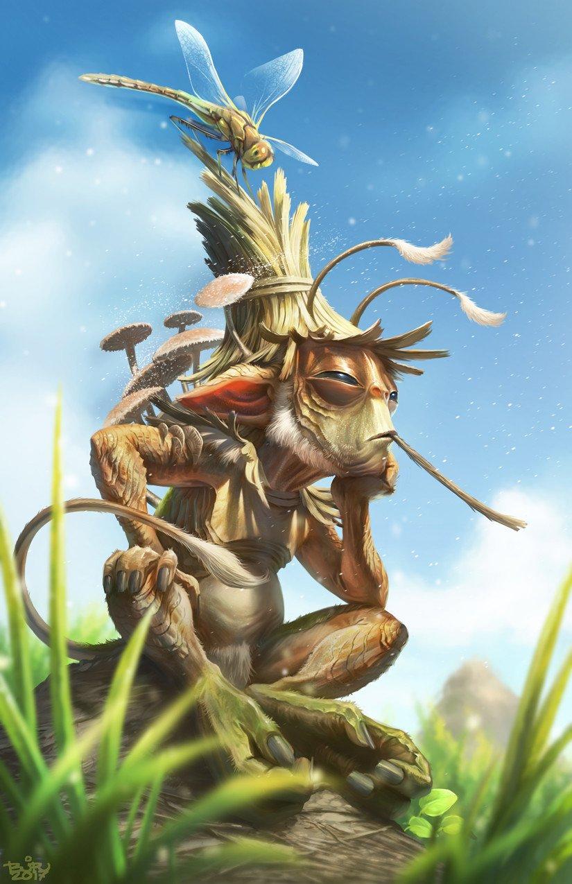 Fairy - mymythology