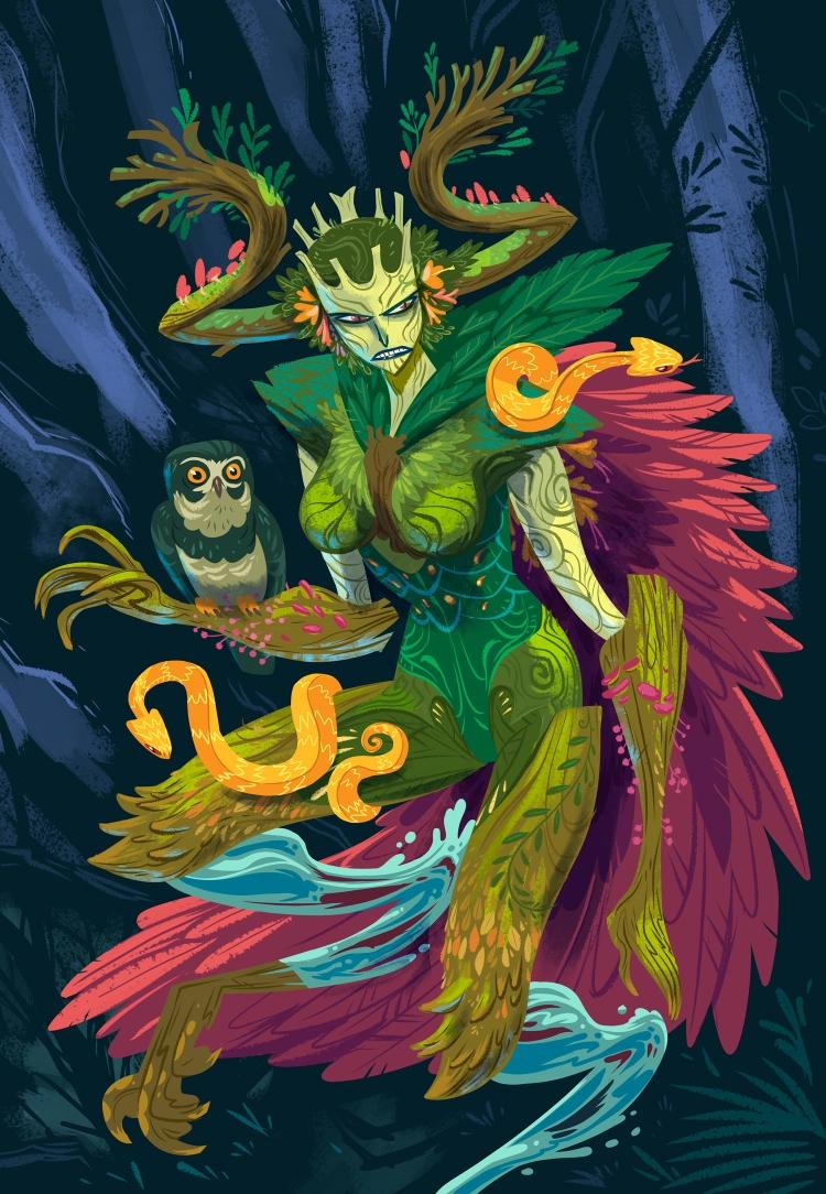 Sirens - mymythology