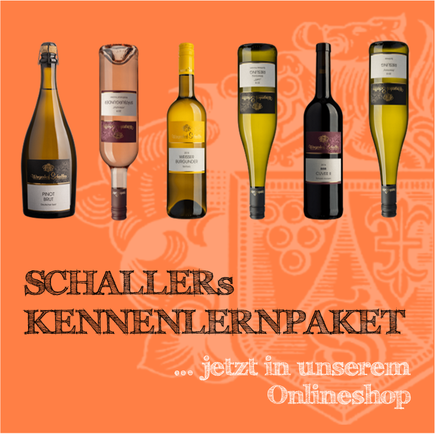 SCHALLERs KENNENLERNPAKET
