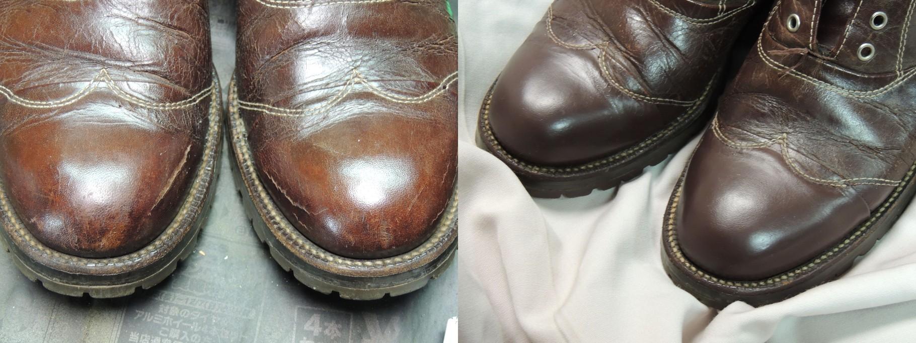 思い出の靴