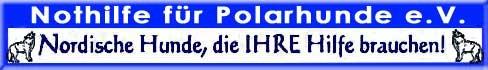 NOTHILFE für POLARHUNDE e.V.