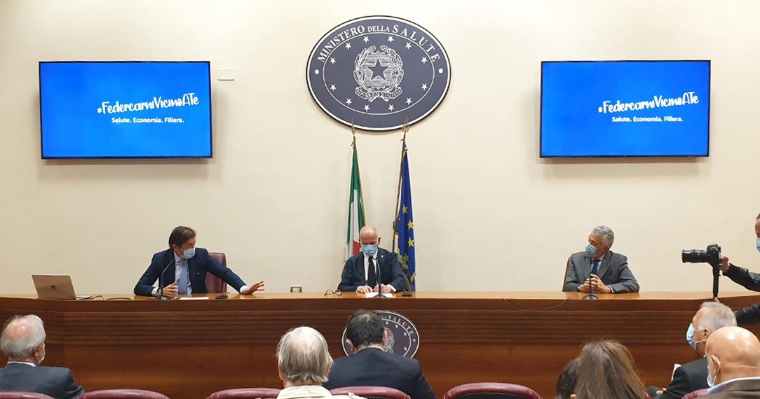 Intervento del Viceministro Sen. Prof. Pierpaolo Sileri