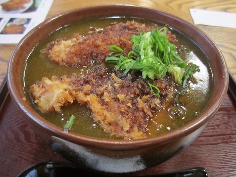 120423-157 「江戸屋」の「ソースカツカレーう丼」