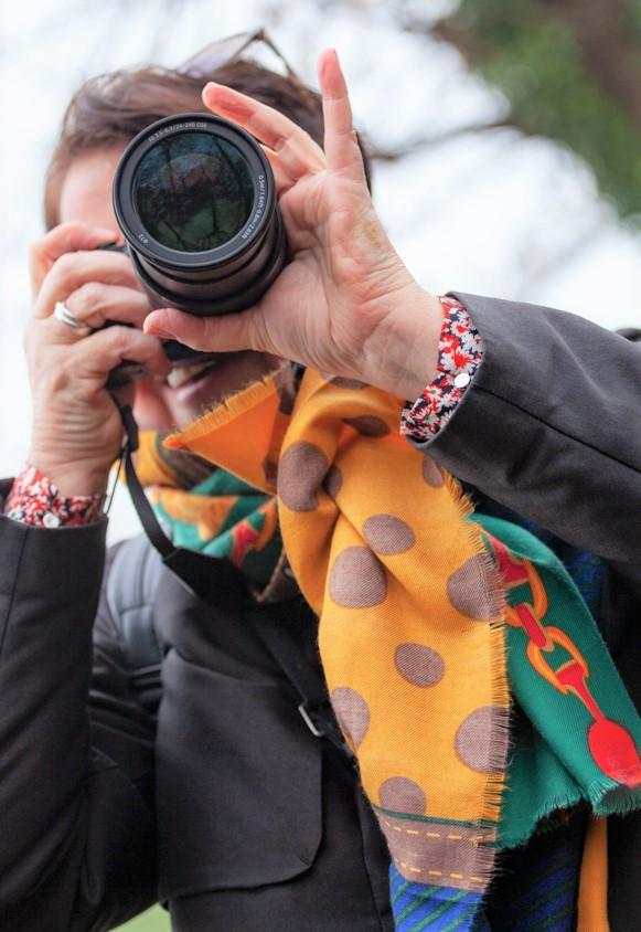 Maak foto's als een fotograaf