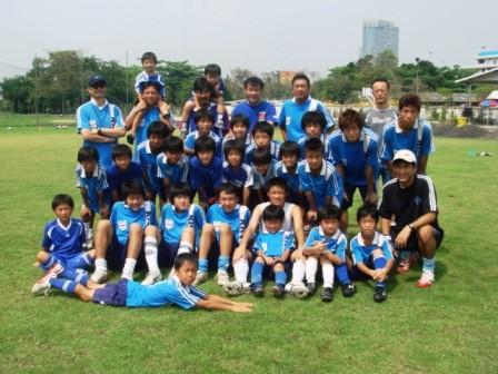 2008.2 JFCさんと練習試合