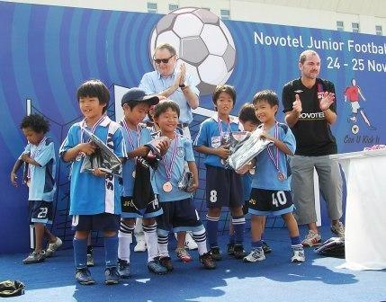 2007.11.25   Can U kick It主催の国際大会