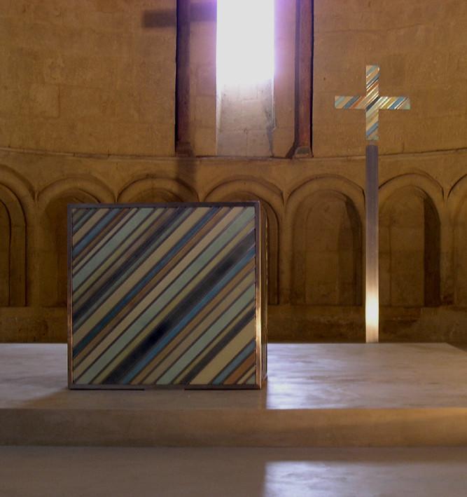 Mobilier lithurgique église de  St Paul les Dax