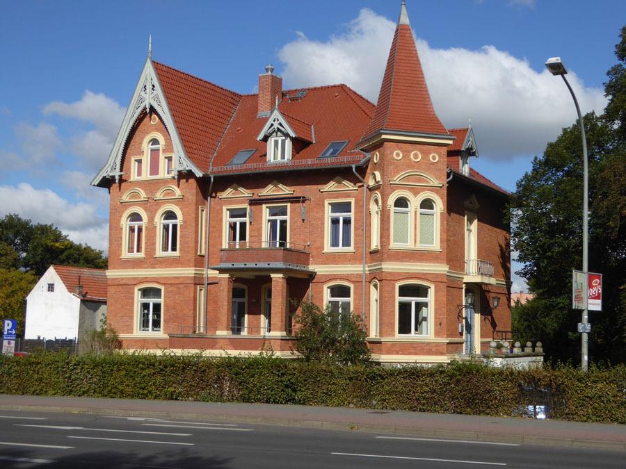 Die Villa 2006
