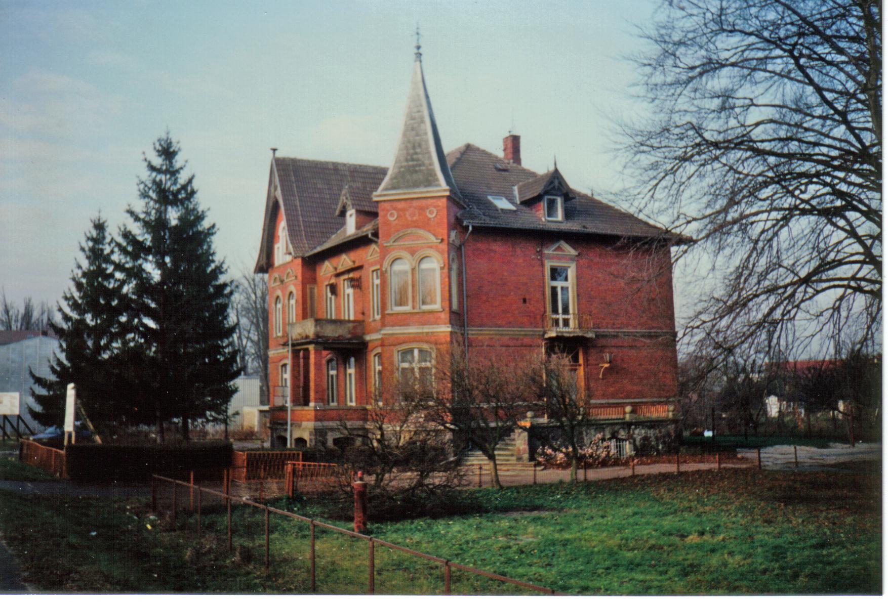 Die Villa 1992