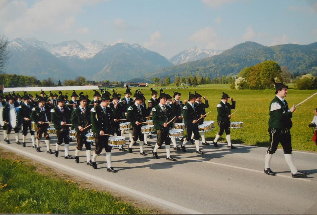 Patronatstag in Ellbach 2009