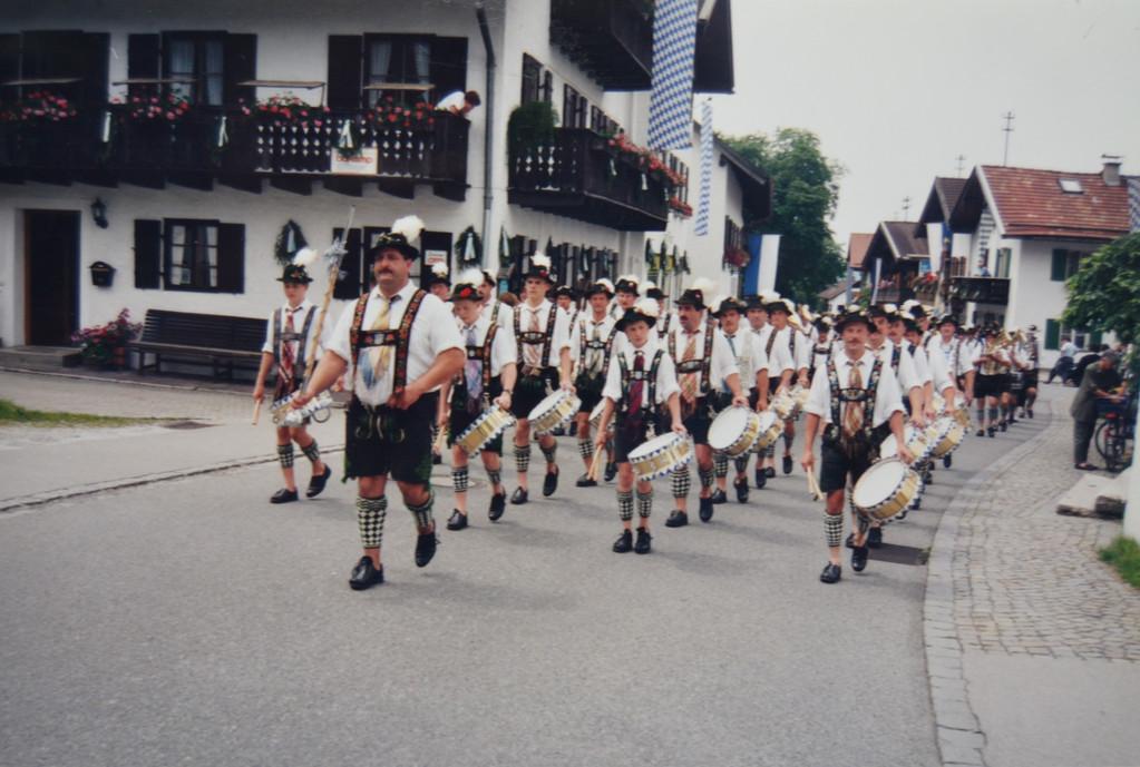 1997 - Veteranenfest in Ohlstadt