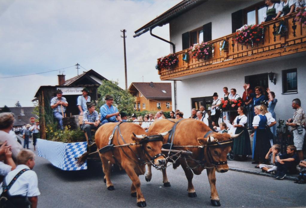 Musikfest in Ohlstadt - 2003