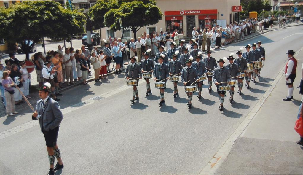Musikfest in Peiting 2005