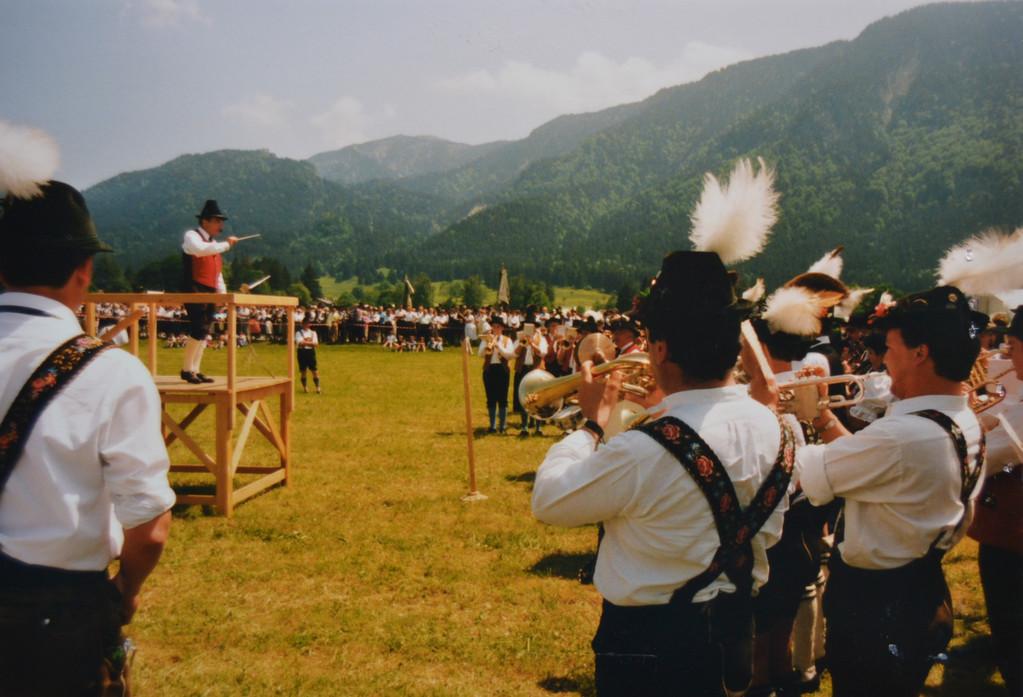 Musikfest 1993 - Massenchor
