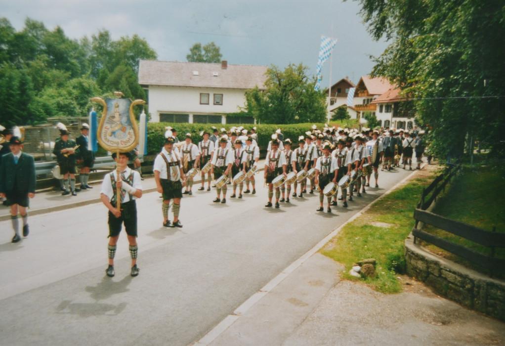 Musikfest in Eglfing - 30.07.2000