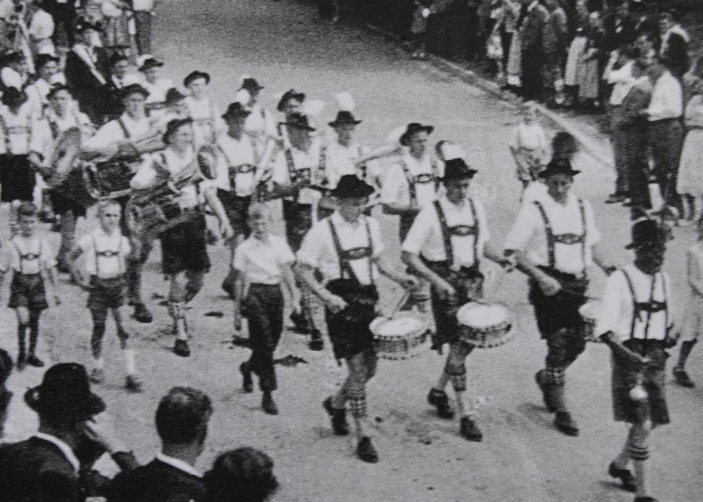 19.07.1959 - Fahnenweihe Schützenverein