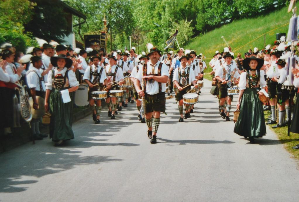 Musikfest in Huglfing - 20.05.2000