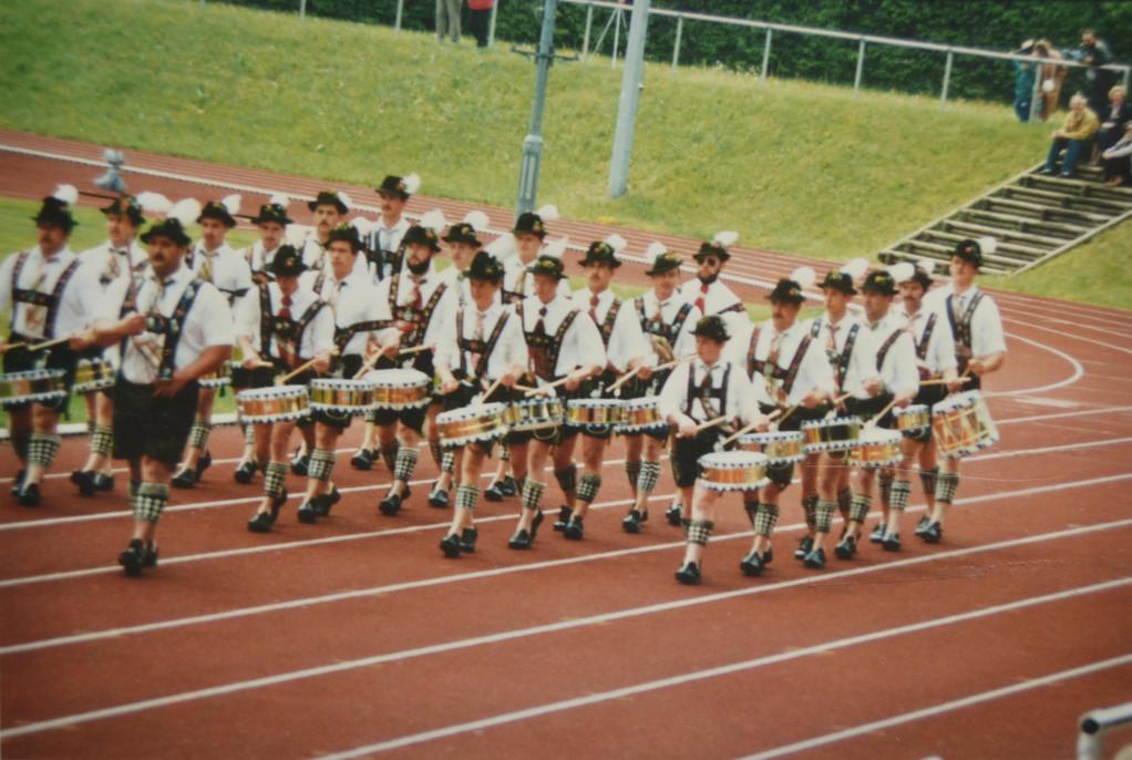 26.05.1990 - Musikfest in Garmisch