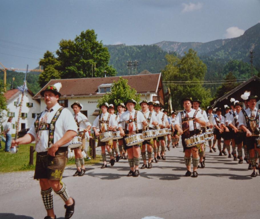 Musikfest 1993 - Festzug