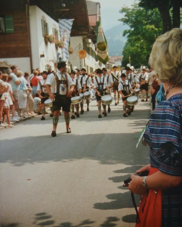 Gaujugentag in Garmisch - 1989