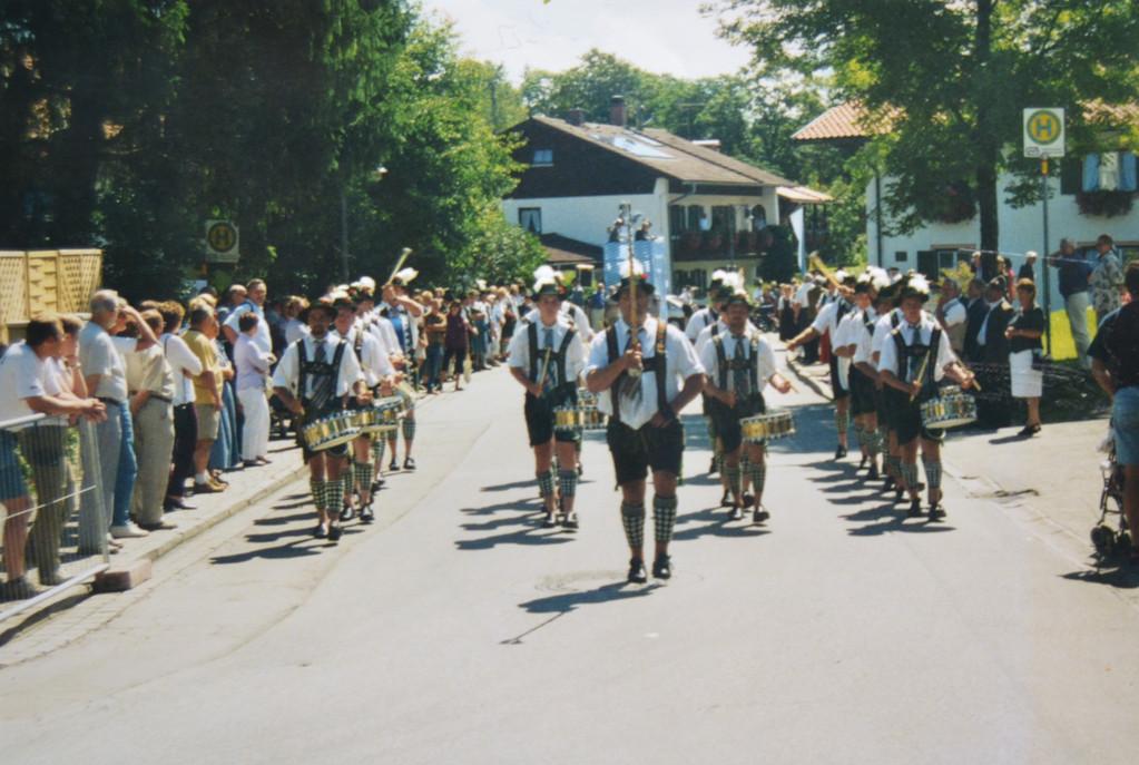 Musikfest in Bayersoin - 04.08.2002
