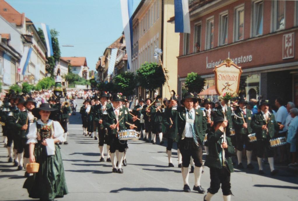 18.07.1998 - Batalionsfest in Murnau