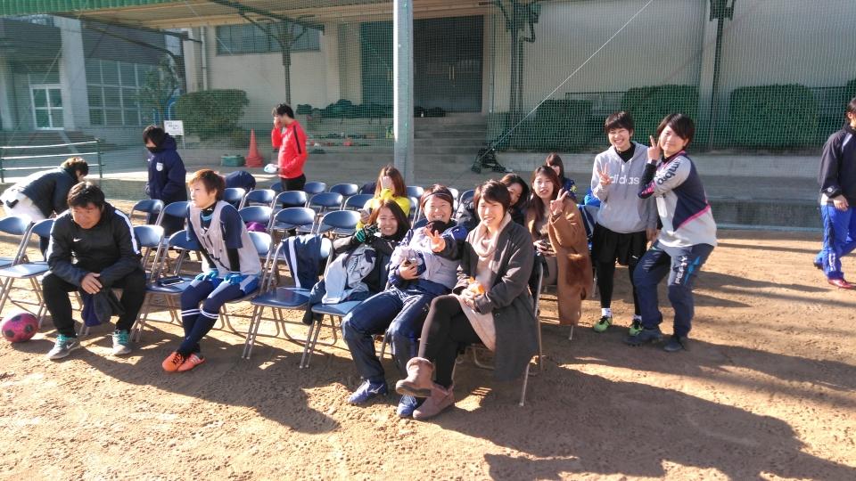 みんなプレーを楽しんで観ています!