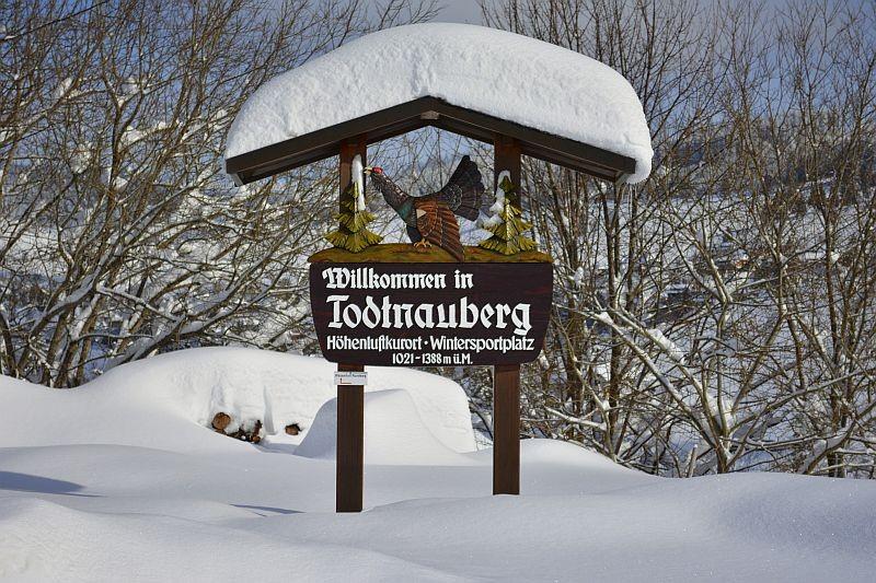 Willkommen in Todtnauberg