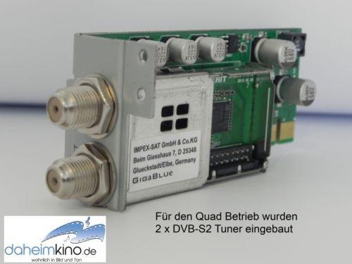 Dvb S2 Tuner Daheimkino