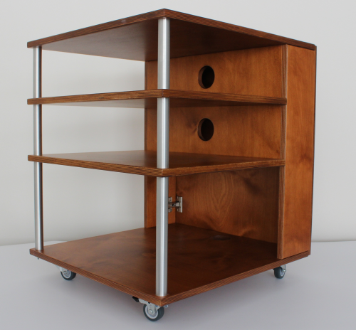hifi rack kirsch daheimkino. Black Bedroom Furniture Sets. Home Design Ideas