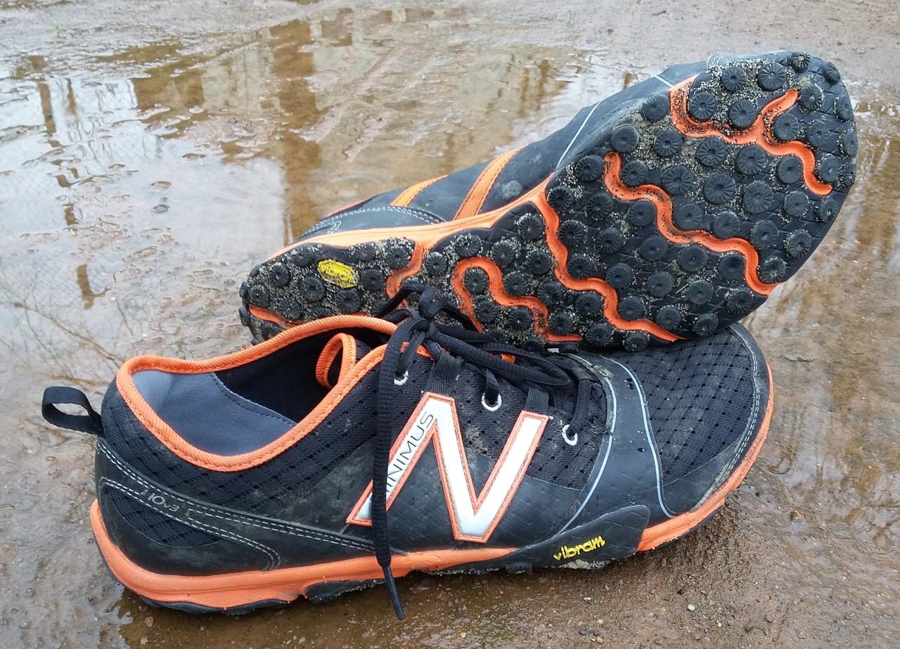 New Balance Minimus 10v3 Trail Trailrunning Hunsrück