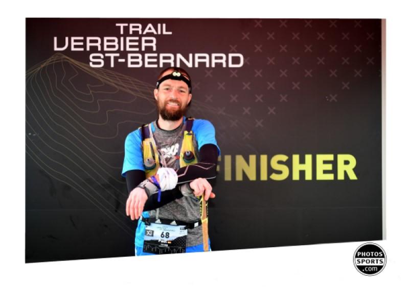 Trail Verbier St.Bernard