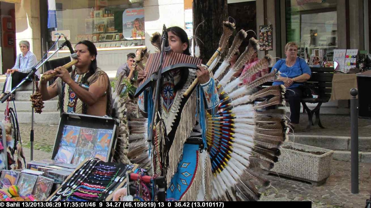 Peru lässt grüßen