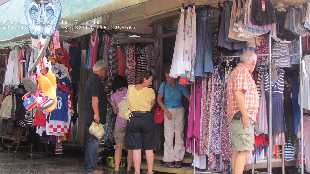 Flinzerl und Fetzerl in Zadar