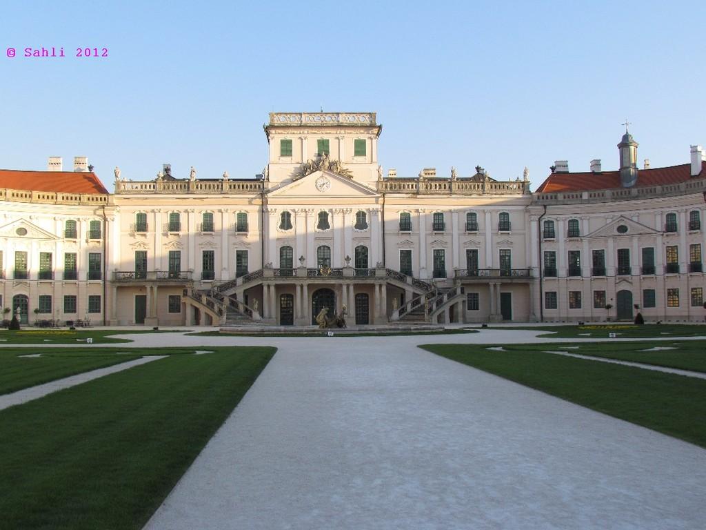 Schlosses Esterhazy