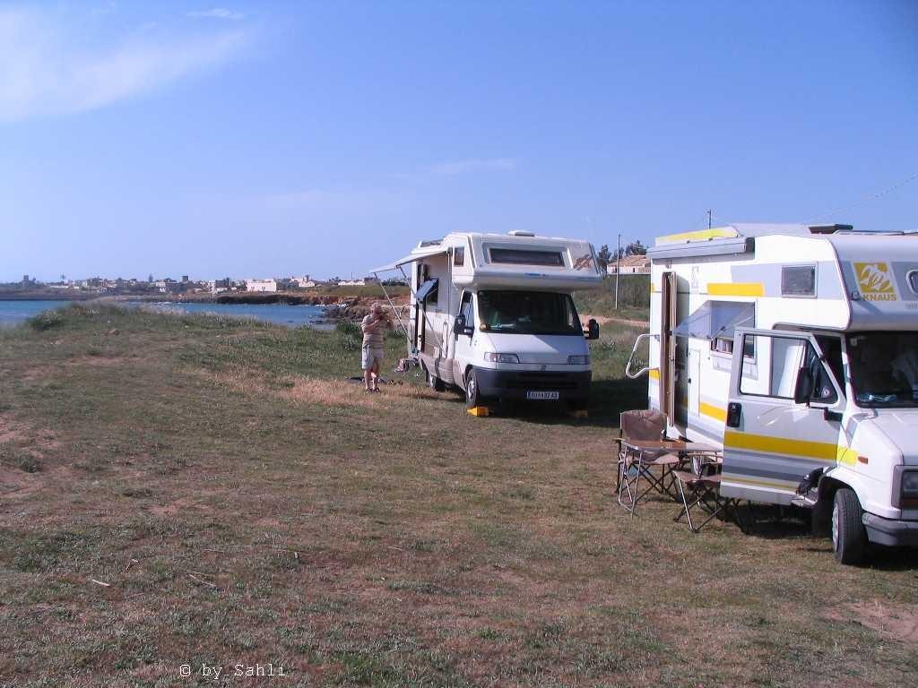SP Baja del Faro N37.56725 E12.66076