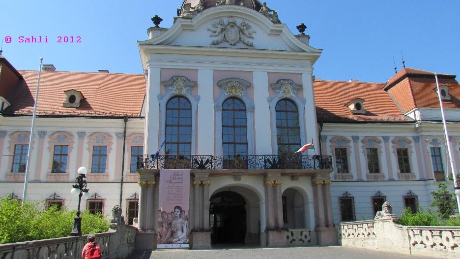 Schloss Gödölö