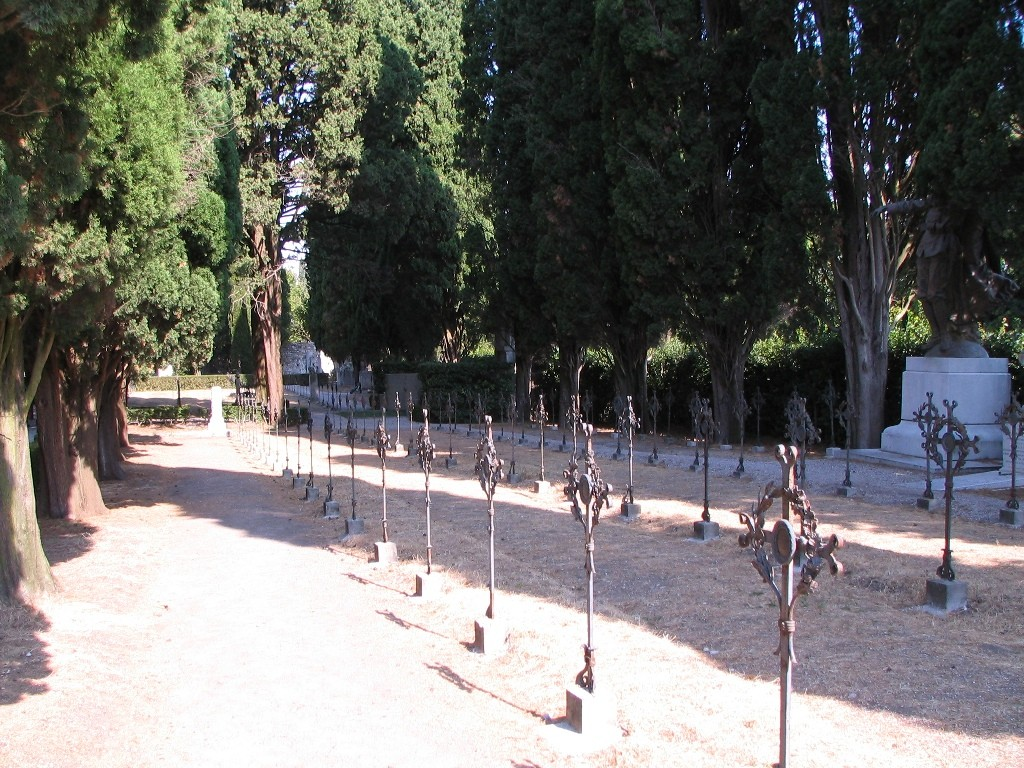 Soldatenfriedhof WK I