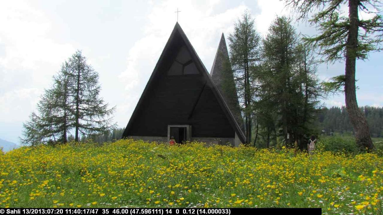 Kirche in Tauplitz