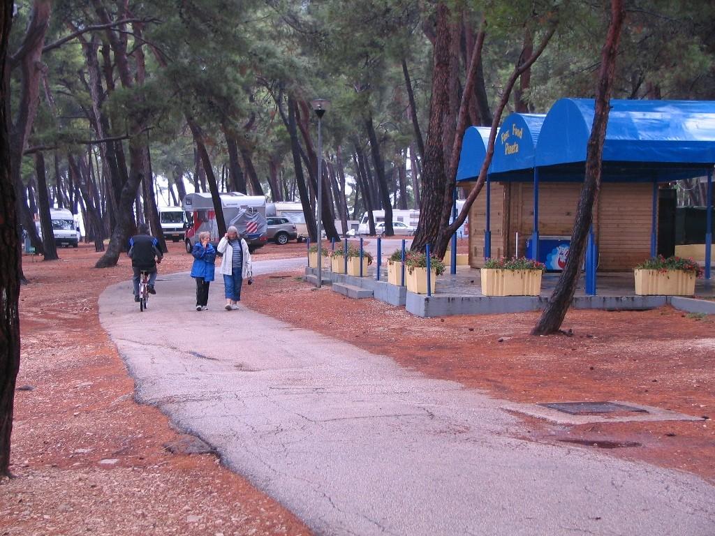 Spaziergang am CP Pinetta