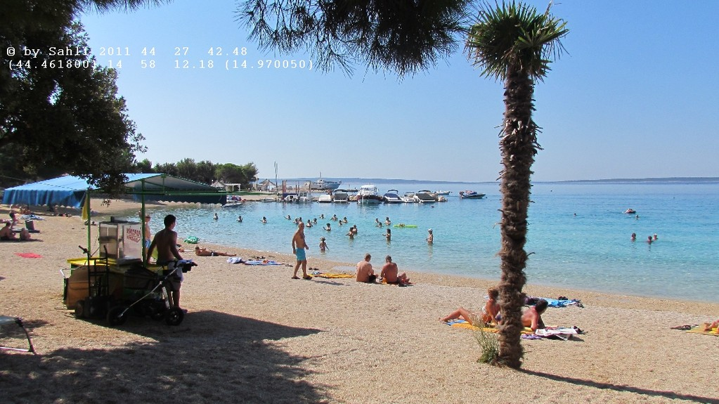 Strand von Simuni
