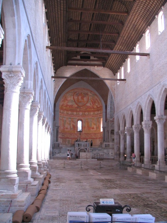 Basilika Aquileia