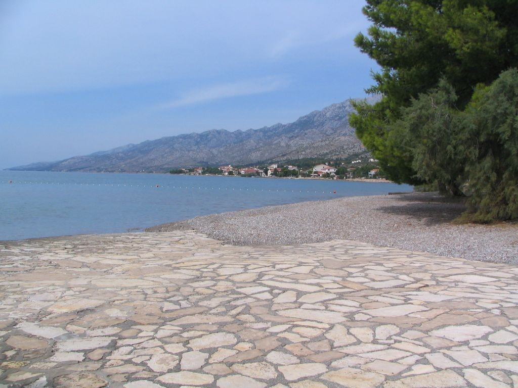 Strand CP Paklenica
