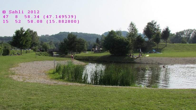 Großsteinbacher Seeufer
