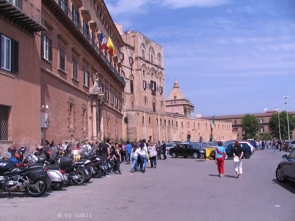 Sizilianisches Parlament