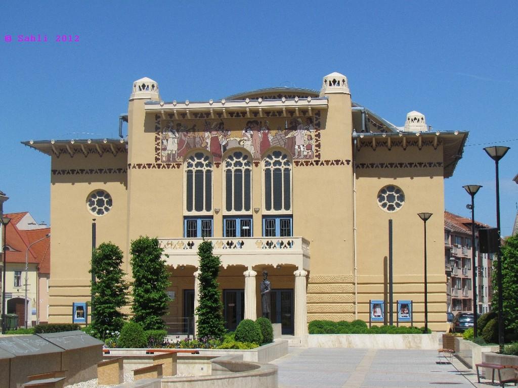 Schauspielhaus Sopron
