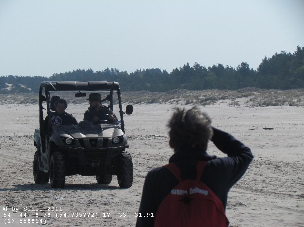 Nationalpark Ranger