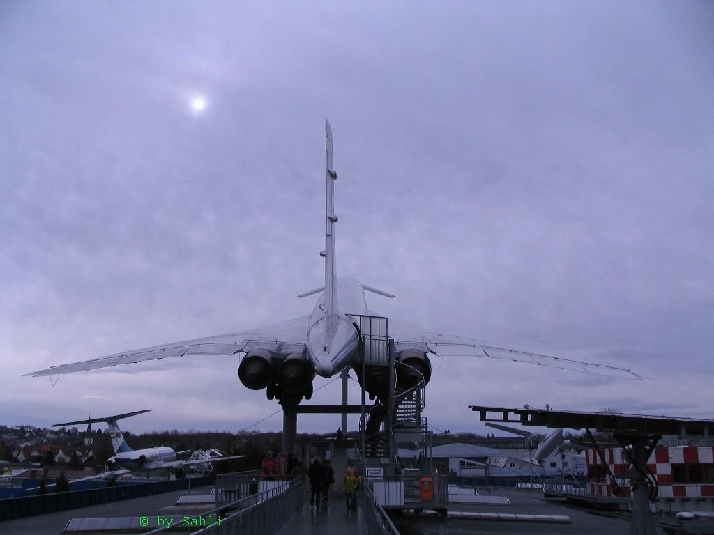 """Die """"Russische Concorde"""" Tupolew 144"""